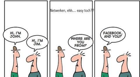 netwerk cartoon