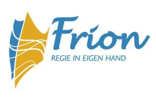 Frion regie in eigen hand